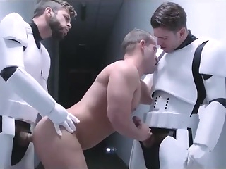 Star wars Gay parody - HandSolo get caught by stormtroopers 26:09 2020-06-11