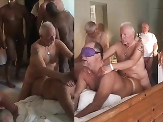 amateur daddy group sex