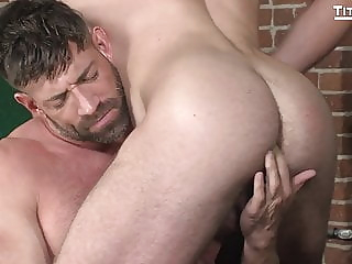 TM - Beards bareback big cock hunk